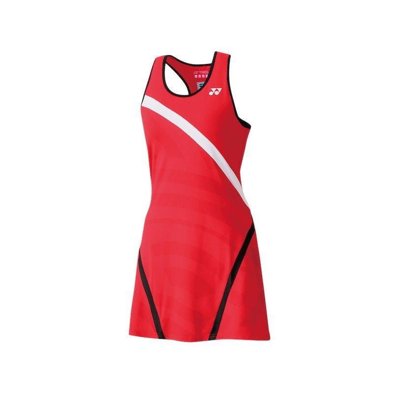 Yonex Tennis Dress with Inner Short (flash red)