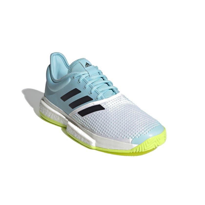 Adidas Tennis Shoes (M) – SoleCourt Primeblue Tokyo (White)