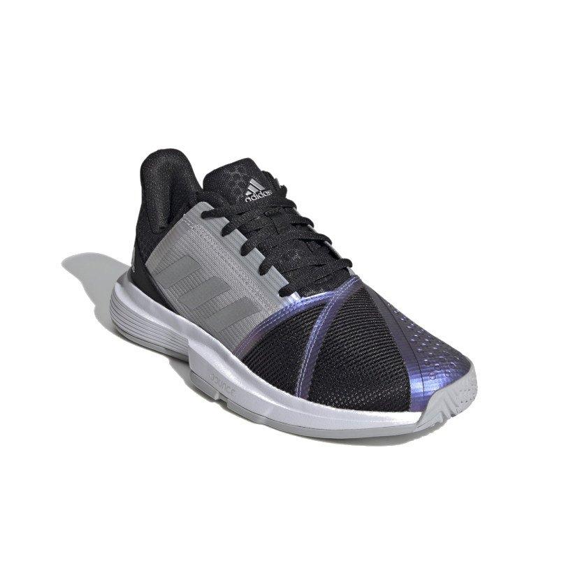 Adidas Tennis Shoes (W) – CourtJam Bounce (Black)