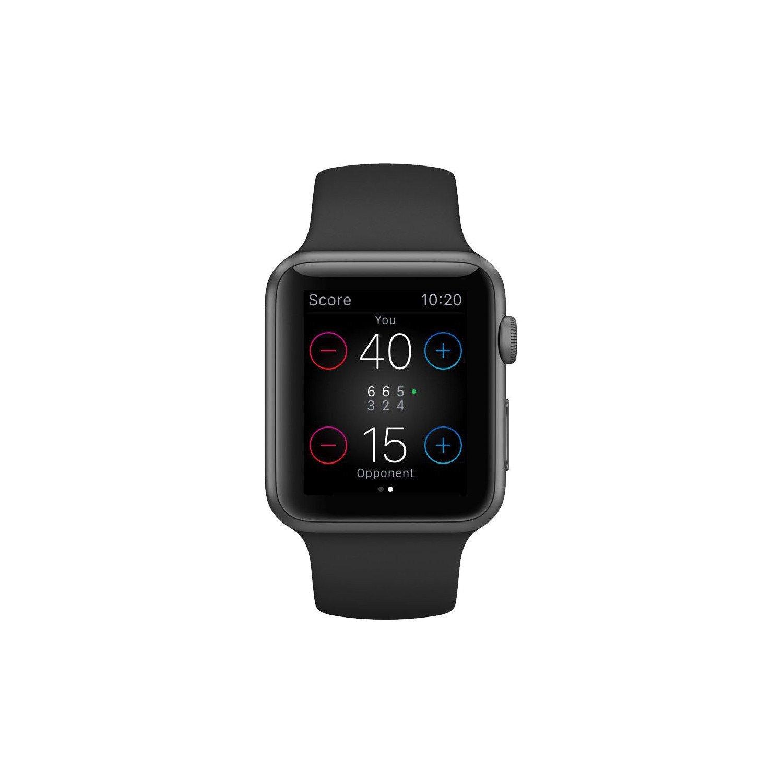 Apple Tennis Watch