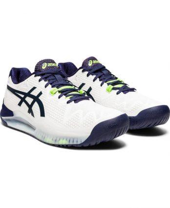 Asics Tennis Shoes (M) – Gel-Resolution 8 (white)