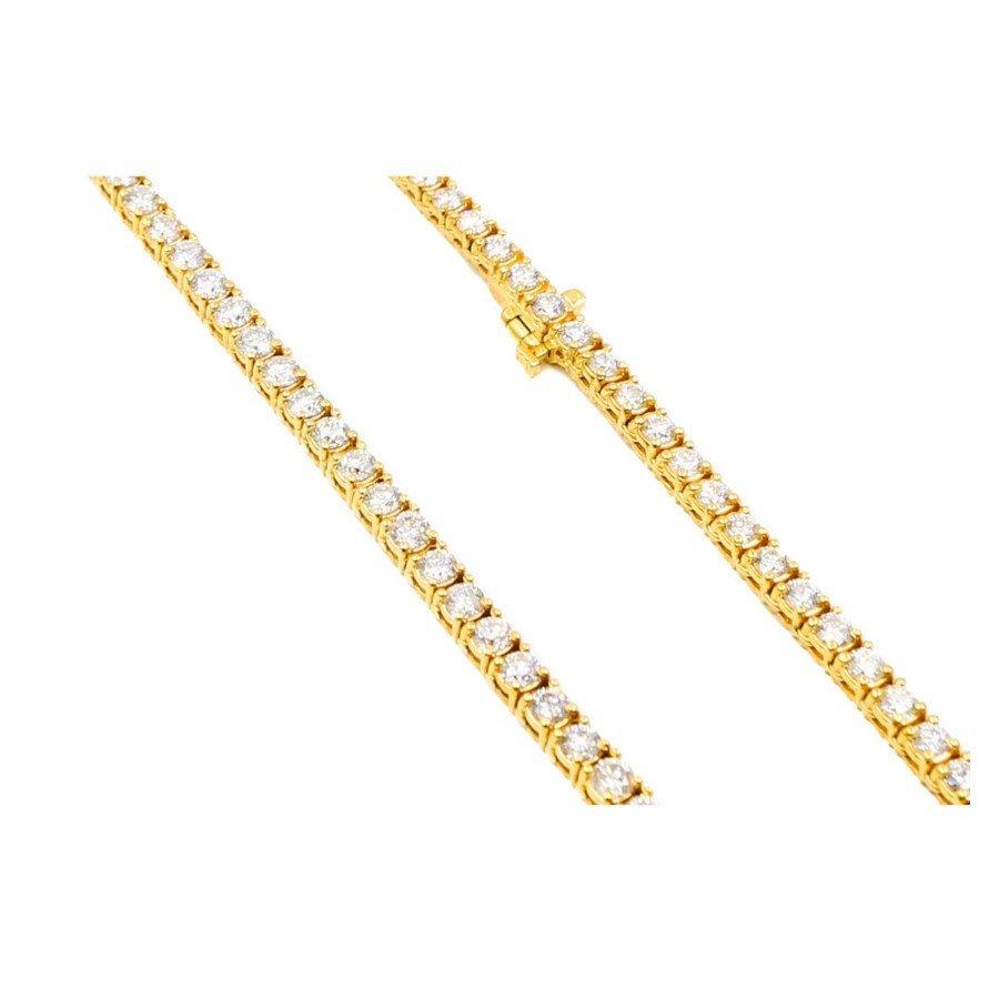 Diamond Tennis Chain