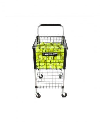 Dunlop Tennis Accessories – Metal Teaching Cart (325 Balls)