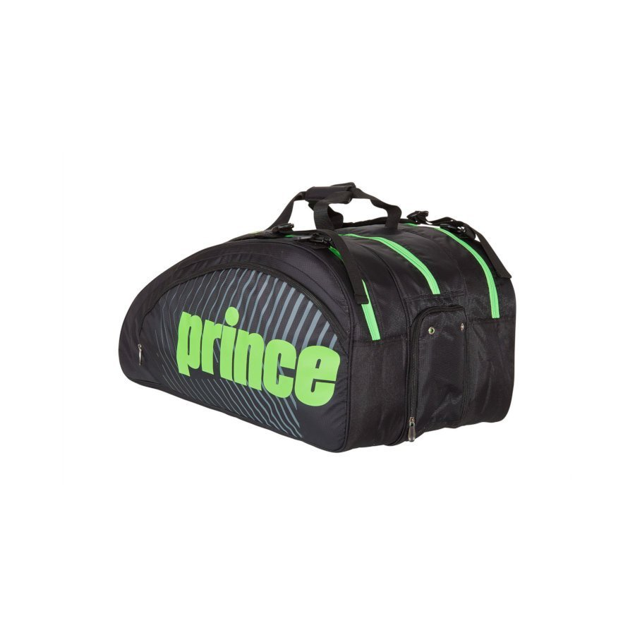Prince Tennis Bag – Tour Challenger (Black-Green)