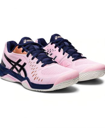 Women's Tennis Shoes from Asics (one of the best tennis brands) – Gel-Challenger 12 Clay