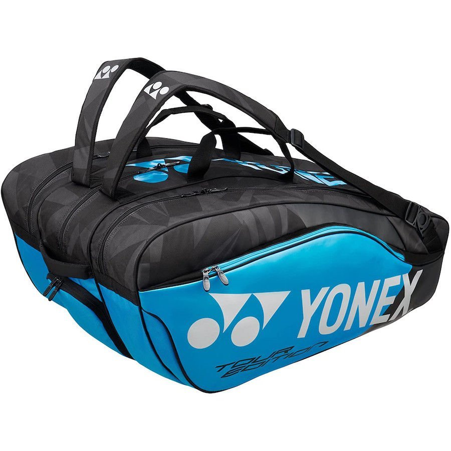 Yonex Tennis Bag – Pro Series 9-Pack (Infinity Blue)