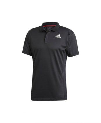 Adidas Tennis Clothing – Freelift Tennis Polo Shirt Heat.rdy (black)