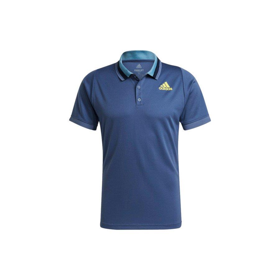 Adidas Tennis Clothing – Tennis Freelift Primeblue Heat.rdy Polo Shirt