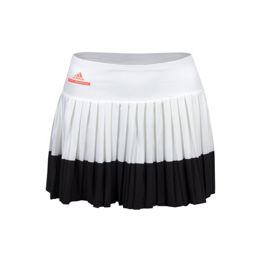 Adidas Tennis Clothing by Stella Mccartney – Tennis Skort (White)