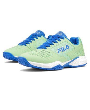 Fila Tennis Shoes – Women's Axilus 2 Energized (Green Ash)