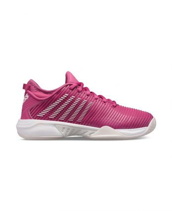 K-Swiss HyperCourt Supreme Cactus for Women (Flower - Nimbus Cloud - White)