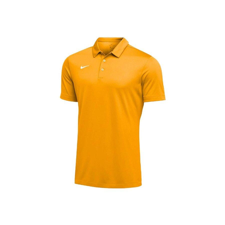 Nike Tennis Clothing – Men's Dri-FIT Short Sleeve Polo Shirt (Sundown)