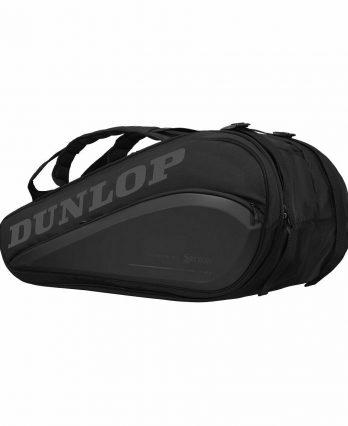 Dunlop CX Performance Thermo 9 Pack Tennis Bag (Black)